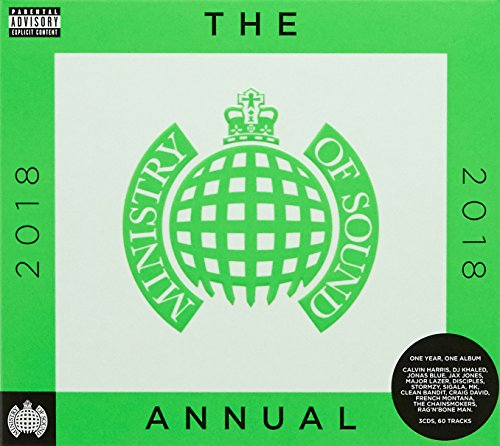 The Annual 2018 - Ministry Of Sound from Ministry Of Sound