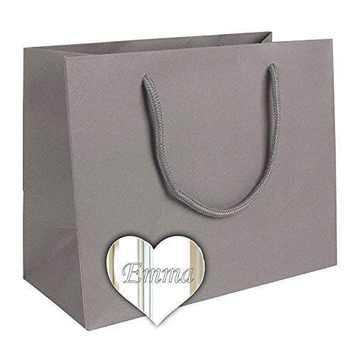 Personalised Gift BagBirthday Wedding Anniversary Teachers Present from Mirrors-interiors
