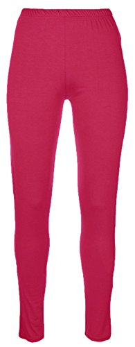 Girls Kids Leggings Plain Full Length Dance Stretch Child Teens 2 3 4 5 6 7 8 9 10 11 12 13 Years from Miss Chief
