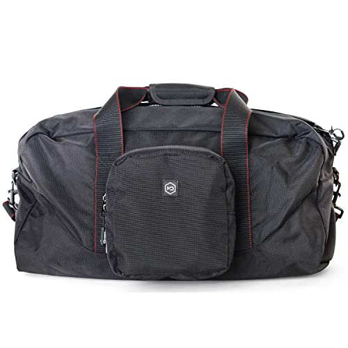 Mission Darkness X2 Faraday Duffel Bag - 5th Gen Shielding for Law Enforcement and Military from Mission Darkness