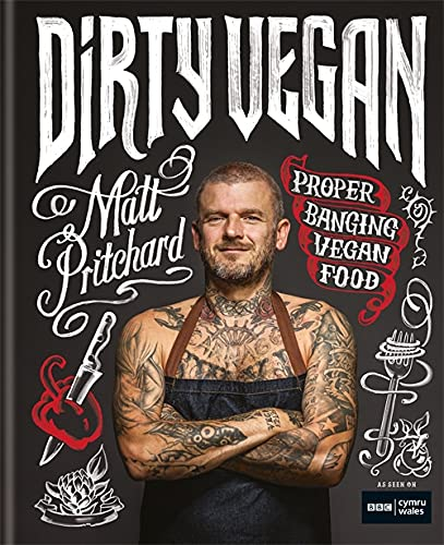 Dirty Vegan from Matt Pritchard