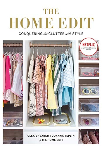The Home Edit: Conquering the clutter with style from Mitchell Beazley