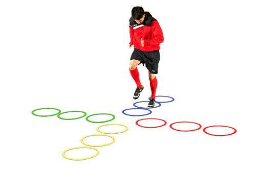 Mitre Agility Rings - Set of 12 from Mitre