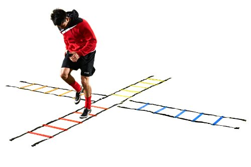 Mitre Quad Agility Ladders from Mitre