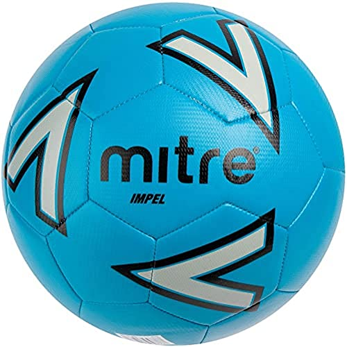 Mitre Impel Training Football, Yellow, Without Ball Pump, Size 3 from Mitre