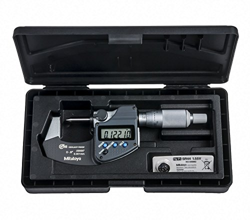 Mitutoyo 342-371-30 Digital Crimp Height Micrometer IP65 from Mitutoyo