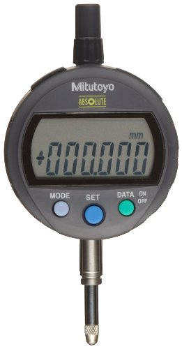 Mitutoyo 543-390 Absolute Digimatic Indicator, ID-C, Range 12.7 mm from Mitutoyo