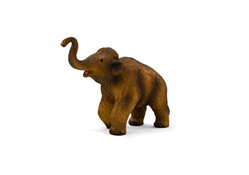 Mojo Woolly Mammoth Calf Toy Figure from Mojo