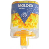 Moldex Disposable Foam Mellows Ear Plugs Station Refill Pack of 250 from Moldex