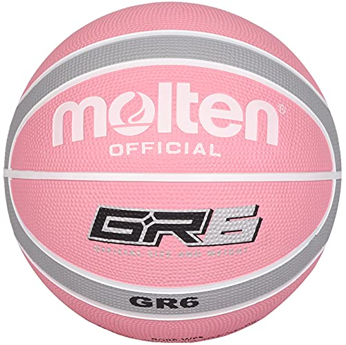 Molten Women's BGR6-WPS Basketball - Pink from Molten