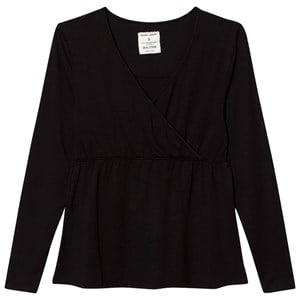 Mom2Mom Black Glow Long Sleeve Top M from Mom2Mom