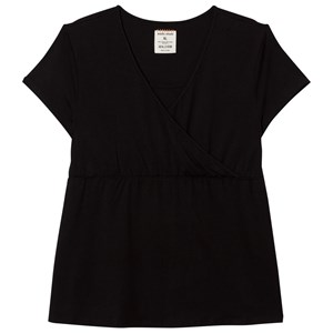 Mom2Mom Black Short Sleeve Glow Tee M from Mom2Mom