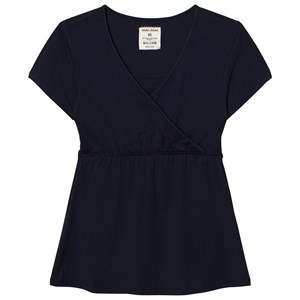 Mom2Mom Navy Short Sleeve Glow Tee L from Mom2Mom