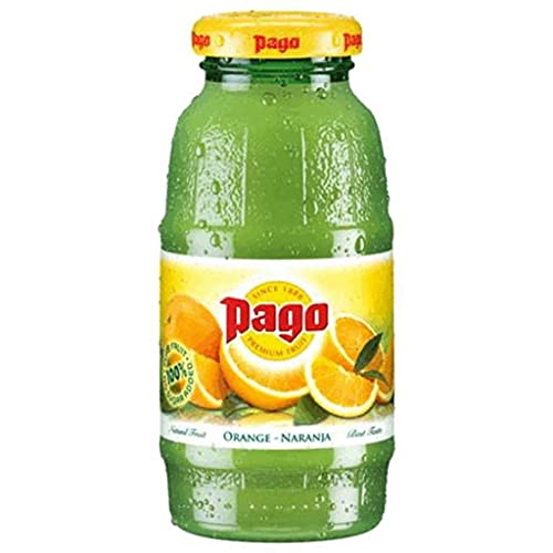 Fruit juice Pago Orange 12x20cl from Pago