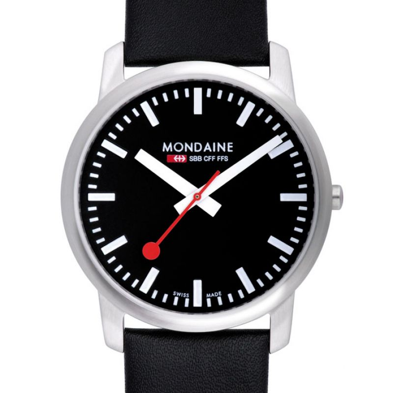 Mens Mondaine Swiss Railways Watch from Mondaine
