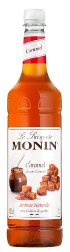Monin Premium Caramel Syrup 1 L from Monin