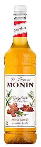 Monin Premium Gingerbread Syrup 1L from Monin