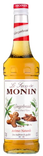 Monin Premium Gingerbread Syrup 700 ml from Monin