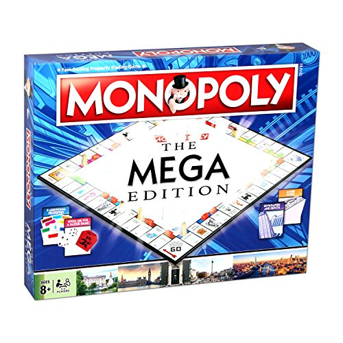 Mega Monopoly Board Game from Winning Moves