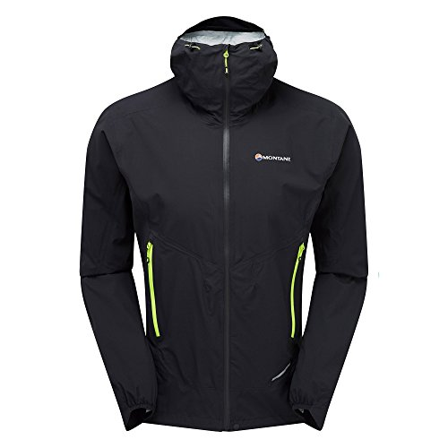 Montane Minimus Stretch Ultra Jacket S Black from Montane