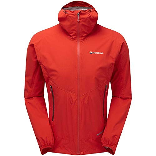 Montane Minimus Stretch Ultra Jacket S Flag Red from Montane