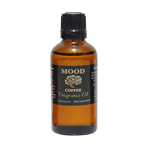 Essential Oils 50ml Pure & Natural Aromatherapy - Choose Fragrance Below (Coffee) from Mood Essential Oils