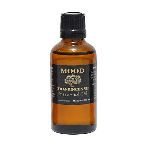 Essential Oils 50ml Pure & Natural Aromatherapy - Choose Fragrance Below (Frankincense) from Mood Essential Oils