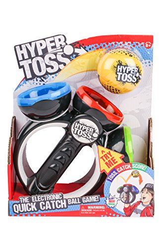 Moose Toys 25200 Hyper toss Game Handheld, Multi-Colored, One Size from Moose Toys