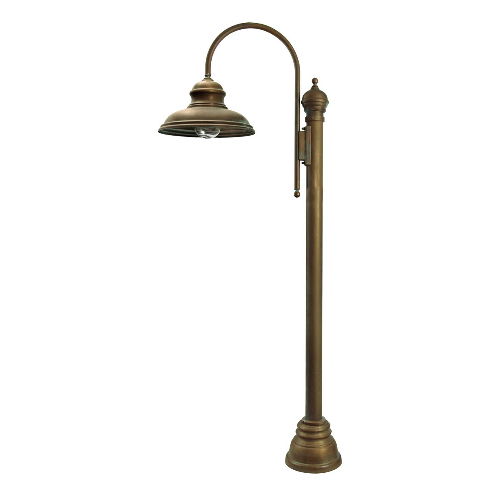 Classic path light LUCA 155 cm from MORETTI