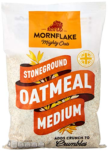 Mornflake Medium Oatmeal Stoneground, 500g from Mornflake