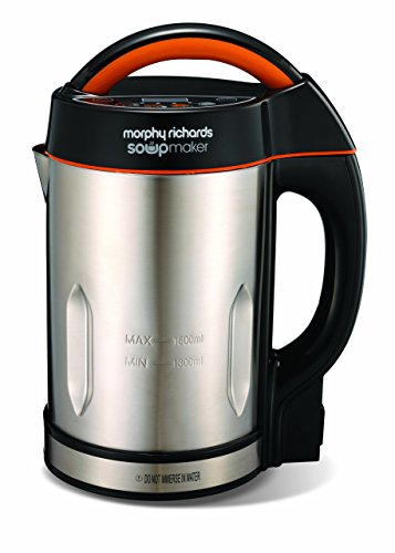Morphy Richards 48822 Soupmaker - Stainless Steel from Morphy Richards