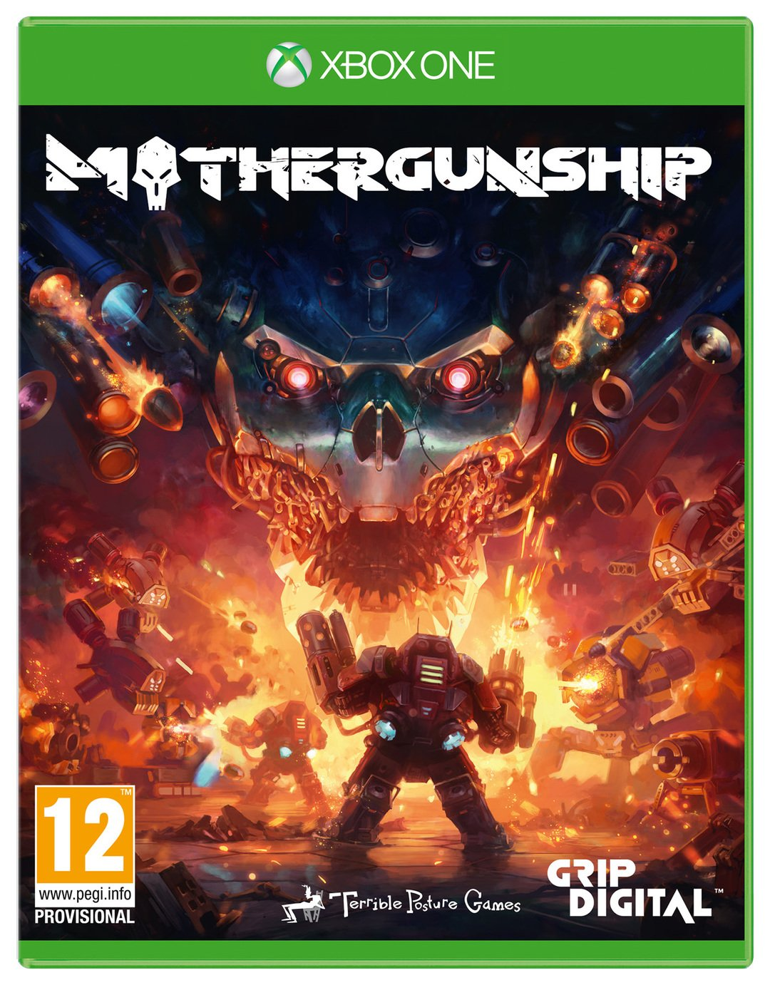 MOTHERGUNSHIP Xbox One Game from Mothergunship