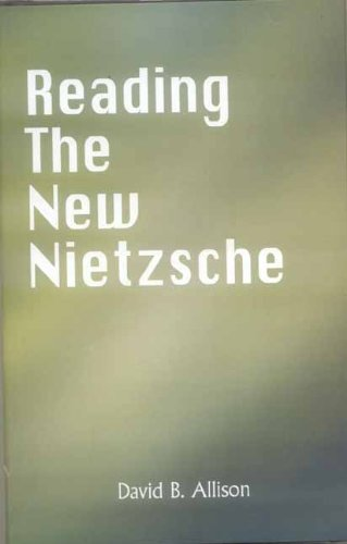 Reading the New Nietzche: The Birth of Tradegy, The Gay Science, Thus spoke Zarathustra, and on the Genealogy of Morals: The Three Natures and Non Natures in the Mind from Motilal Banarsidass
