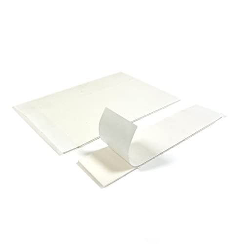 10 x DOUBLE SIDED STICKY PADS FOR HOUSEHOLD CAR VAN TRUCK NUMBER PLATES from Motionperformance Essentials
