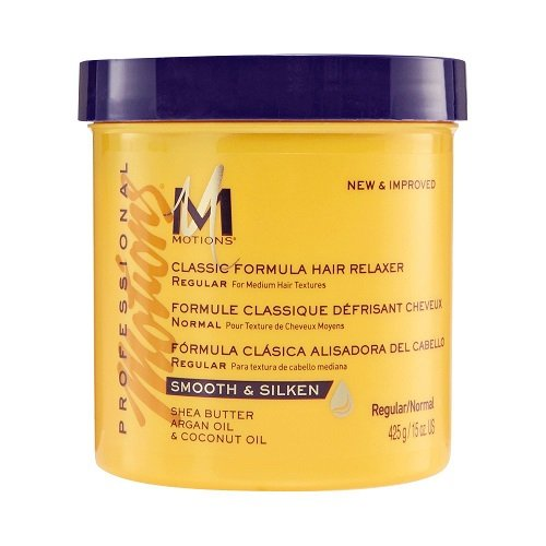 Motions Professional Hair Relaxer Regular Hair Texture 425 g from Motions