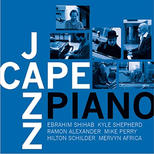 Cape Jazz Piano from Mountain Records
