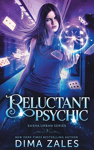 Reluctant Psychic (Sasha Urban Series) from Mozaika Publications