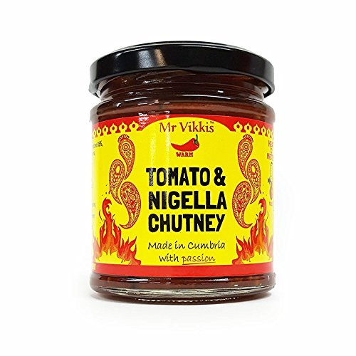 Mr Vikki's Tomato and Nigella Chutney from Mr Vikki's