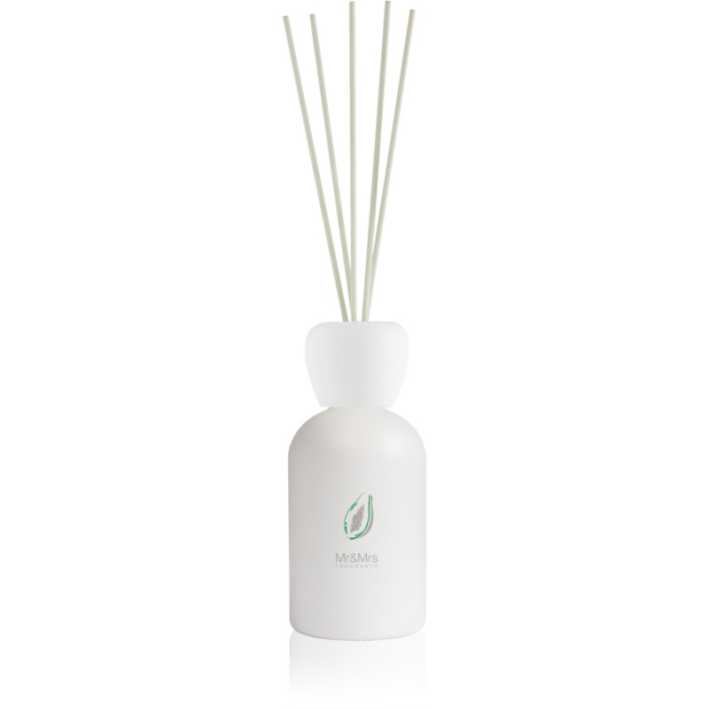 Mr & Mrs Fragrance Blanc Papaya do Brasil aroma diffuser with filling 250 ml from Mr & Mrs Fragrance