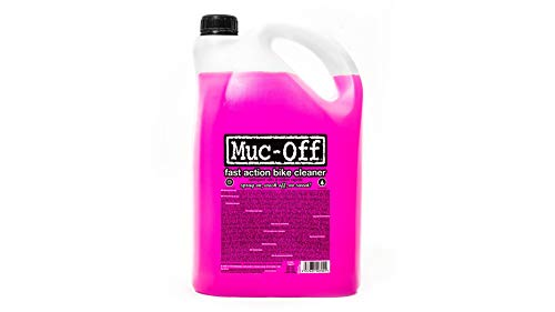Muc-Off MUC907 Bike Cleaner, Pink, 5 Litre from Muc Off