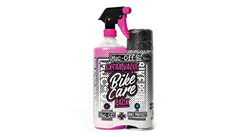Muc-Off Bike Spray Duo Kit - Black from Muc Off
