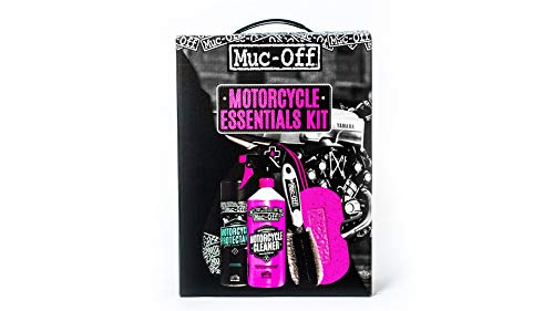 Muc-Off Motorcycle Essentials Care Kit from Muc Off
