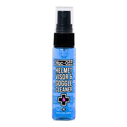 Muc-Off Visor, Lens and Goggle Cleaning Solution, 32 ml from Muc Off