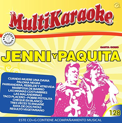 Karaoke: Jenni Y Paquita from Import