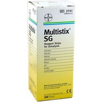 Multistix-SG Reagent Strips (100) from Multistix