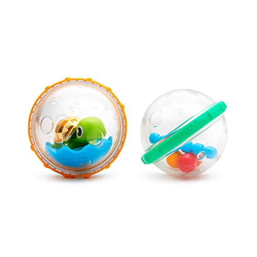 Munchkin Float and Play Bubbles Bath Toy - Pack of 2 from Munchkin