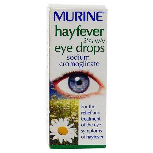 Murine 10ml Hayfever Eye Drops from Murine