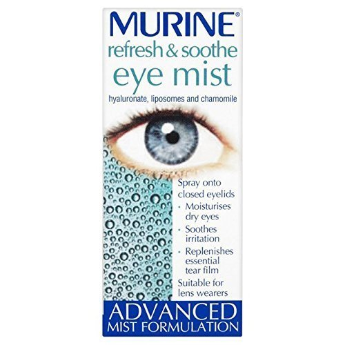 Murine Refresh & Soothe Eye Mist 15ml from Murine