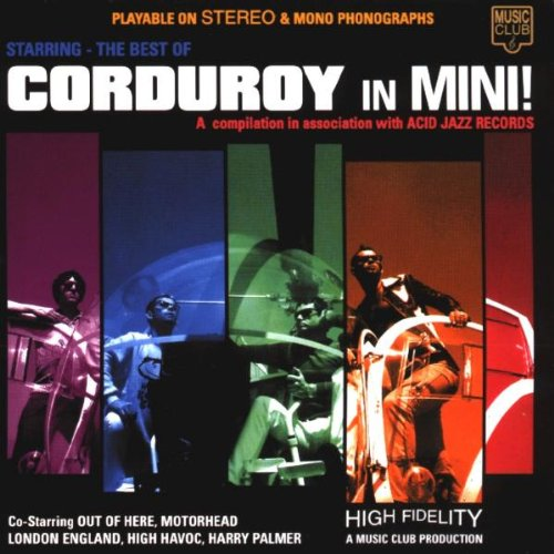 Corduroy In Mini: STARRING;THE BEST OF from Music Club