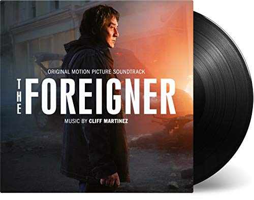 Foreigner [180 gm black vinyl] from Music On Vinyl